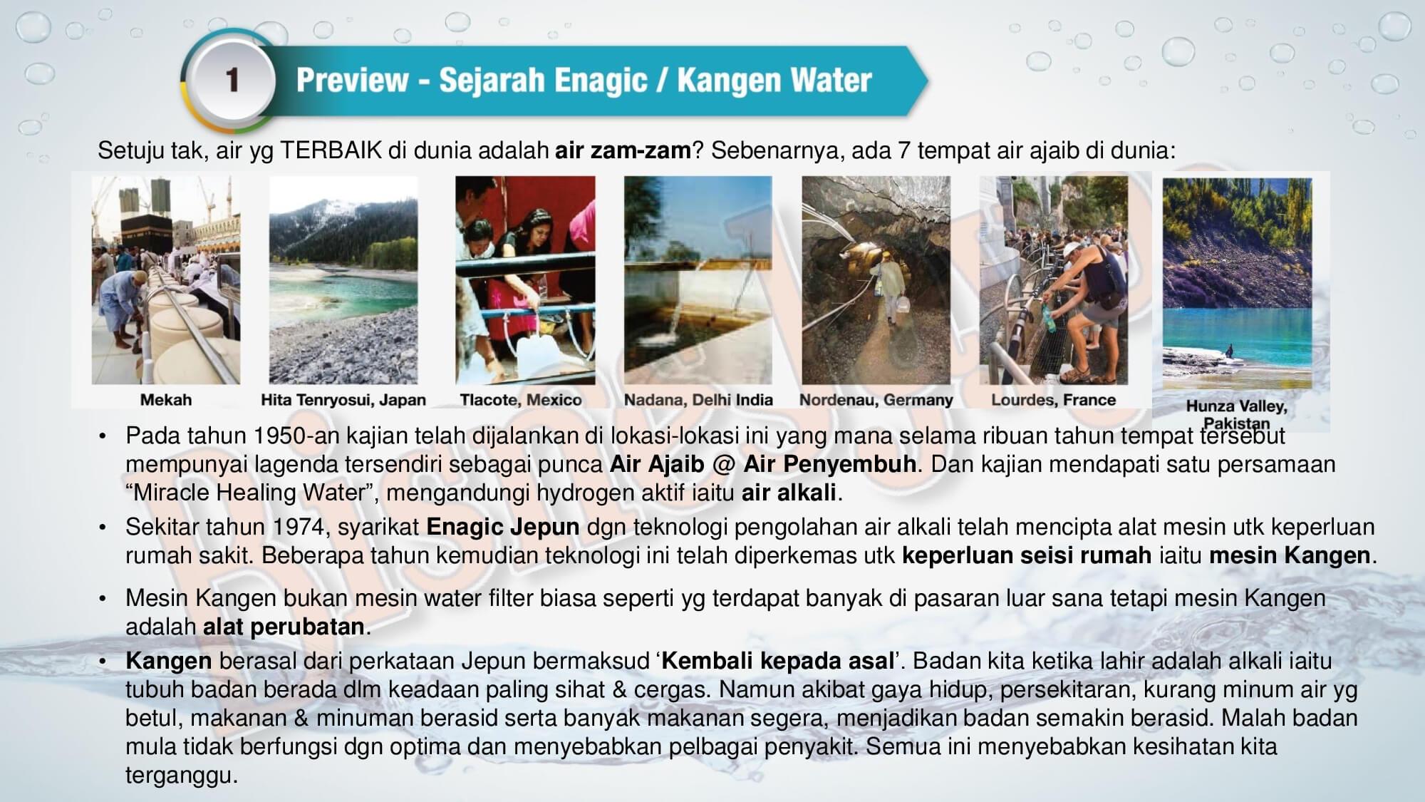 Kangen Water Dato Jahlilawati Abu Bakar